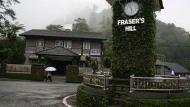 فريزر هيل  - في ماليزيا