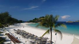 جزيرة ريدنغ  - في ماليزيا