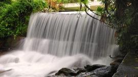 شلالات جزيرة بينانق - في ماليزيا