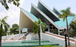 إستانا بودايا (المسرح القومي)  - في ماليزيا