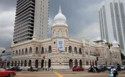 المتحف الوطني للمنسوجات بماليزيا - في ماليزيا