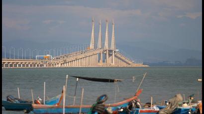 جزيرة بينانج - في ماليزيا