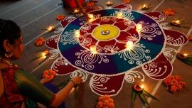عيد ديوالي أو ديفالي الهندي في ماليزيا  - في ماليزيا