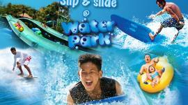 مدينة ألعاب صنواي لاقون المائية - في ماليزيا