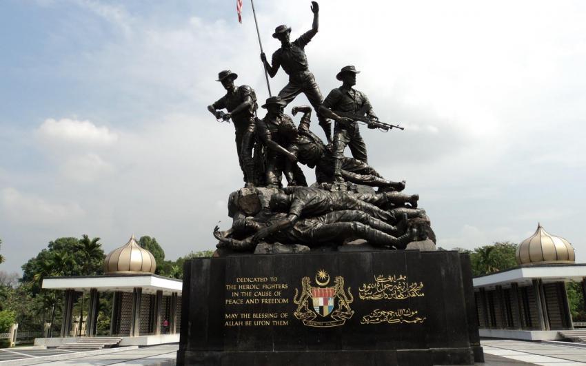 النصب التذكاري الوطني في ماليزيا