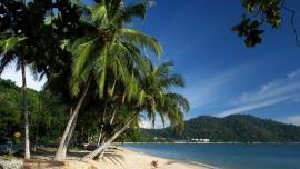 جزيرة بانكور  - في ماليزيا