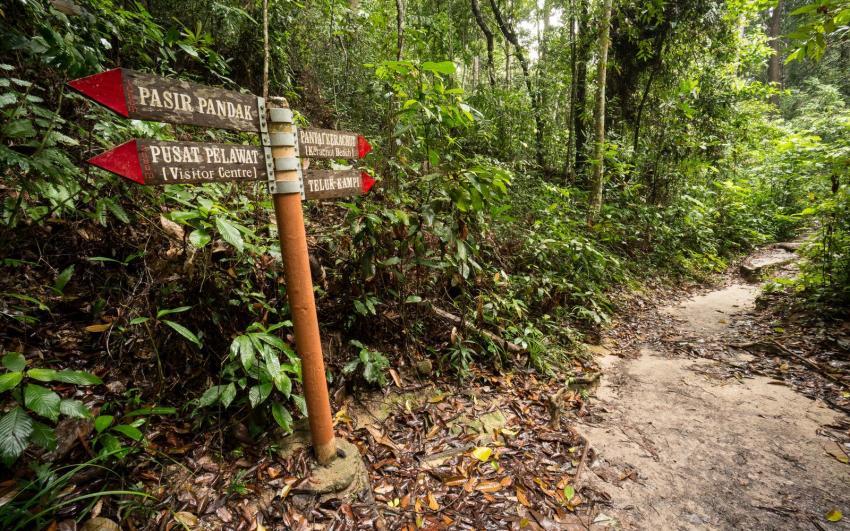 حديقة ومحمية بينانج الوطنية