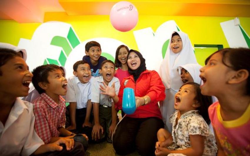 مركز العلوم بتروناس - ماليزيا