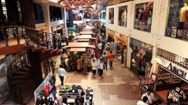 السوق المركزي في كوالالمبور ماليزيا - في ماليزيا