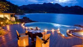 شهر عسل خمسة نجوم - جولة بحرية بقارب خاص ماليزيا السياحية
