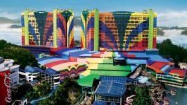 مرتفعات جنتينج هايلاند - في ماليزيا