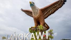 جزيرة لانكاوي - في ماليزيا