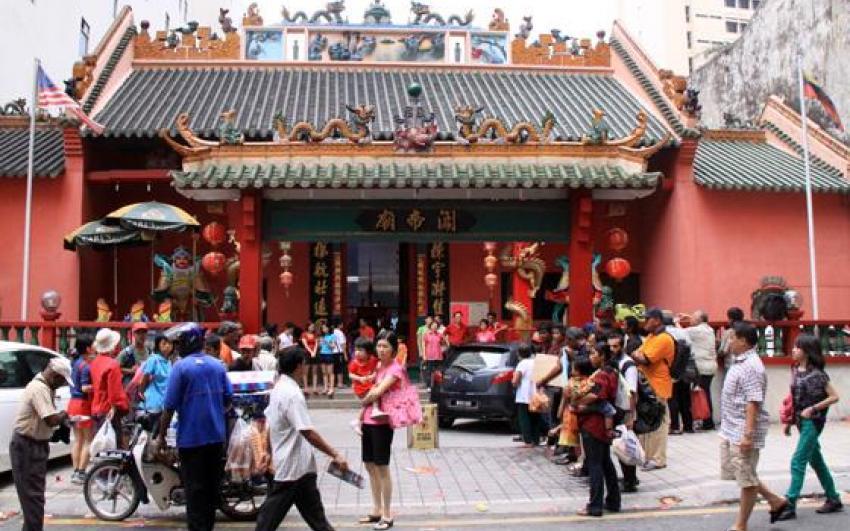 السوق الصيني – كولالمبور ماليزيا