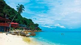 جزر برهينتيان - في ماليزيا