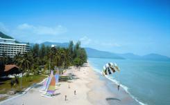 ساحل باتو فرنجي - في ماليزيا