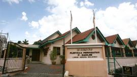 النصب التذكاري لتان بي. رملي  - في ماليزيا