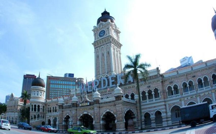 مبنى السلطان عبد الصمد بكولالمبور