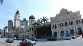 مبنى السلطان عبد الصمد بكولالمبور  - في ماليزيا