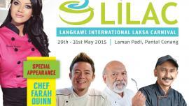 كرنفال أكسا الدولي بلنكاوي (LILAC 2015) - في ماليزيا
