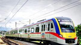 ستنطلق في يوليو 2015 قطار كوالالمبور إلى بترورث ( ETS ) - في ماليزيا